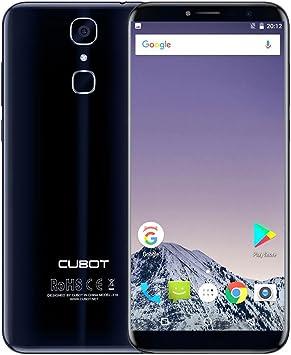 Cubot X18 Smartphone Android 7.0 3GB RAM 32GB ROM Pantalla 5,7 ...