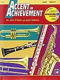 Accent on Achievement, Bk 2: Flute (Book & CD)