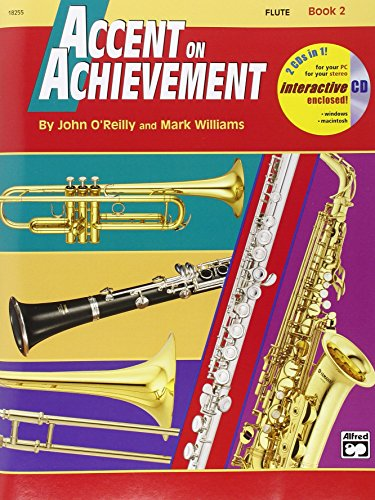 Accent On Achievement Flute - 1