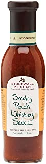 product image for Stonewall Kitchen Smoky Peach Whiskey Sauce, 11 Ounces