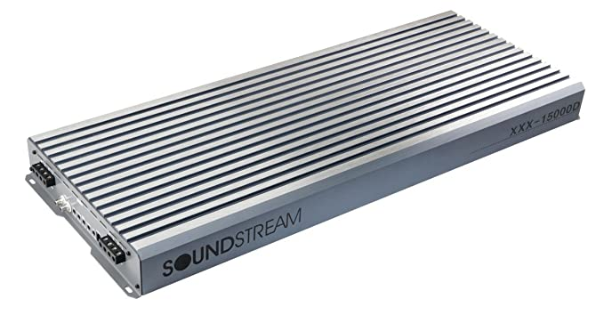 amplificador clase d soundstream