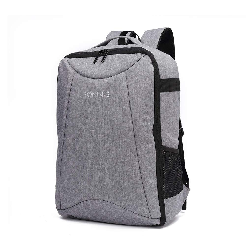 Huangou Stabilizer Protection Carrying Case Backpack Shoulder Bag Carrying Case Storage Bag Protective for DJI Ronin-S.