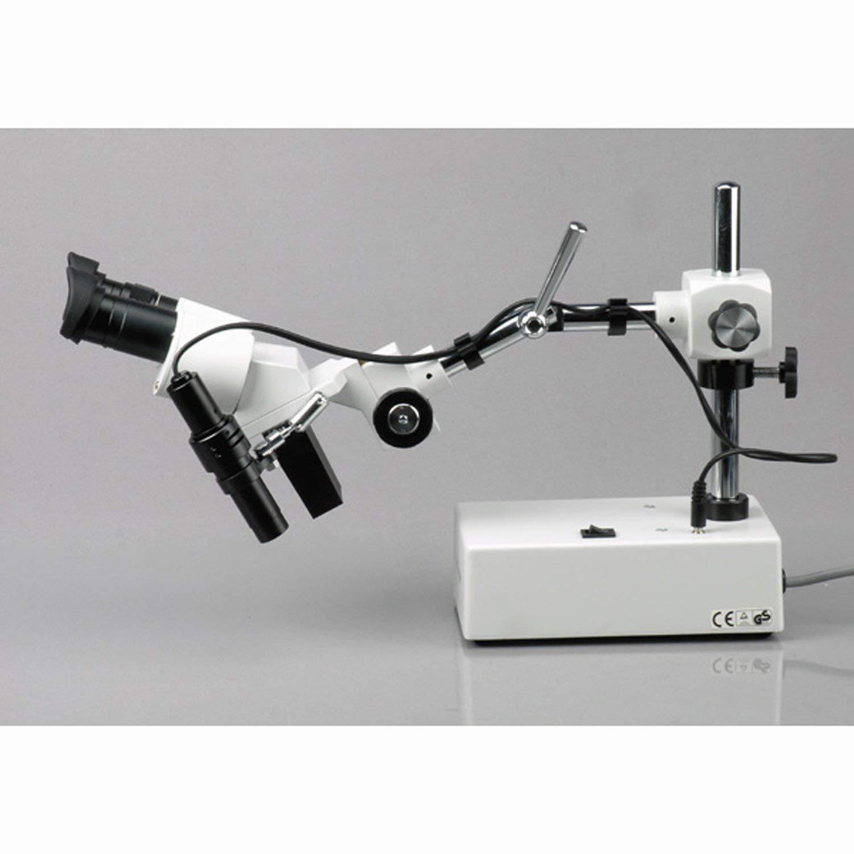 lumi/ère 20/x et 30/x Widefield microscope st/ér/éo avec support de bras et Incident