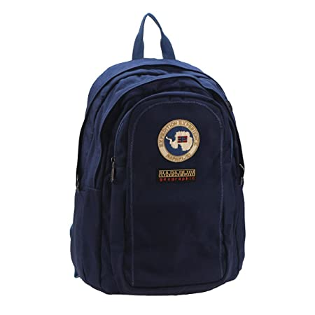 Napapijri Voyage Backpack Uni Blue Marine n0yf7s176  Amazon.co.uk   Electronics 5150a3c13a645