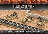 Flames of War: Mid War: German: 5cm Tank-Hunter Platoon