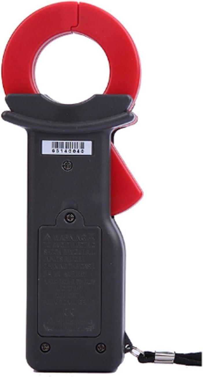 Bereich AC 0,00 mA bis 300,0 A Backengr/ö/ße 35X40 mm Strommesszange Leckstromz/ähler for Klemmenstrom AC-Strommessung mit RS232-Schnittstelle Daten-Upload-Funktion Datenspeicher 99 Gruppen ETCR6500