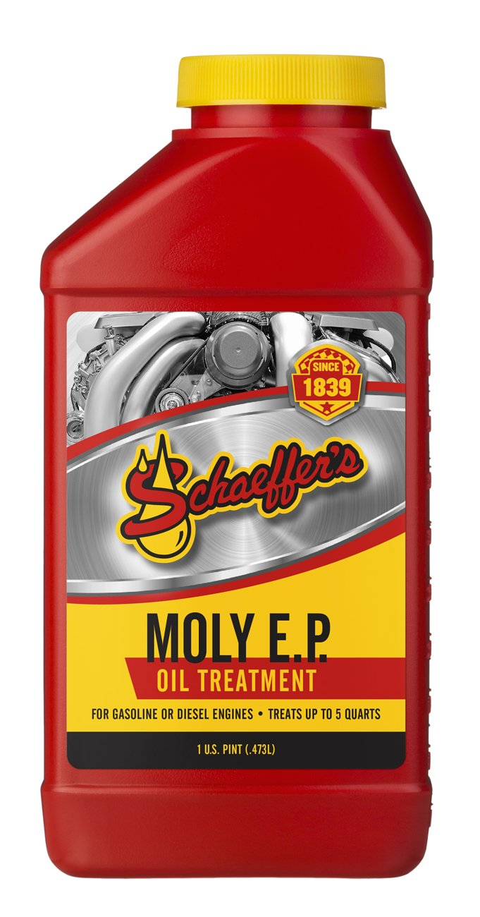 Schaeffer Manufacturing Co. 0132023S Moly EP Oil Treatment, 1 pint