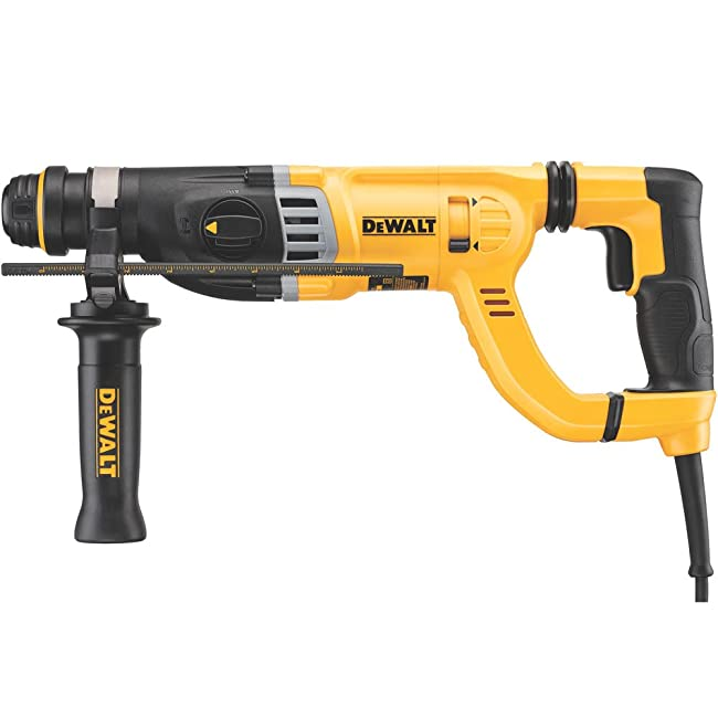 Best Rotary Hammer Drills 2020: DeWALT D25263K Review