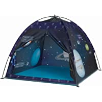"""Space World Play Tent-Kids Galaxy Dome Tent Playhouse for Boys and Girls Imaginative Play-Astronaut Space for Kids Indoor and Outdoor Fun, Perfect Kid's Gift- 47"""" x 47"""" x 43"""""""
