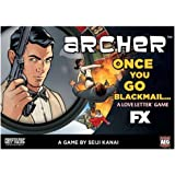 Love Letter Archer: Once You Go Blackmail - Clamshell Edition