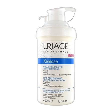 Uriage X mose Universal Emollient Cream 400 ml. 13.5 fl.oz