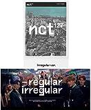 NCT 127 1st Regular-Irregular [Irregular Ver.] Album Vol.1 CD + Official Poster + Booklet + Photo Card + Lyrics + Gift