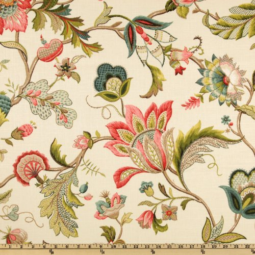Fabric Jewel (P Kaufmann Brissac Jewel Fabric By The)
