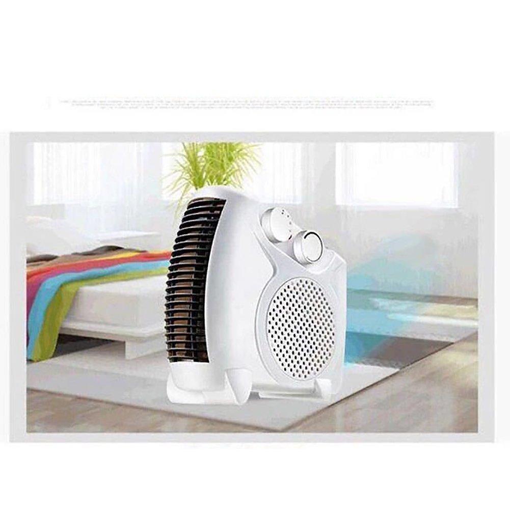 SANDM Miniatura Portátil Aire Acondicionado portátil, Doble Uso Climatizador portátil Mini Aire Acondicionado Ventilador con deshumidificador para la ...
