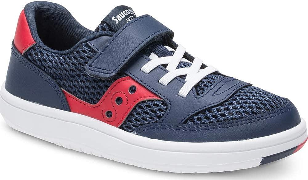 Saucony Kids Jazz Court a//C Sneaker