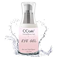 Deals on Eye Gel QQ Cute Day & Night Anti-Aging Eye Treatment Cream
