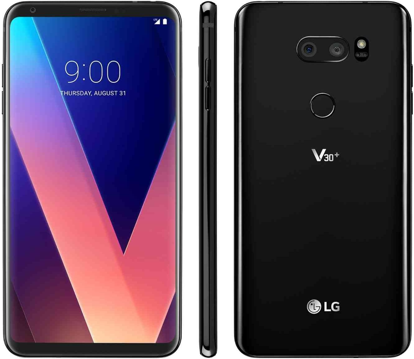 LG V30 Plus Ls998 128Gb Sprint Negro: Amazon.es: Electrónica