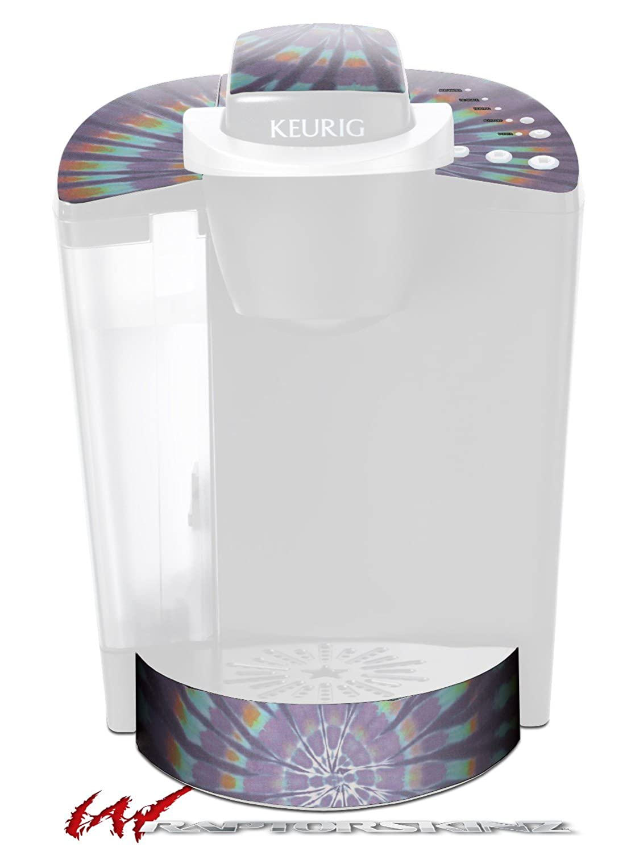 Tie Dye Swirl 103 – デカールスタイルビニールスキンFits Keurig k40 Eliteコーヒーメーカー( Keurig Not Included )   B018A3OVHG