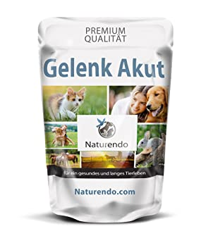 Gelenk Akut - Con MSM+, condroitina, glucosamina, colágeno para los ligamentos