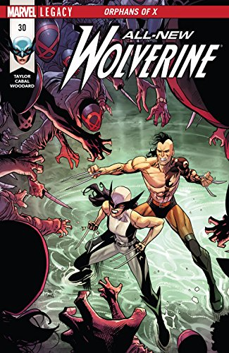 All-New Wolverine (2015-) #30
