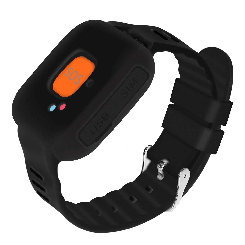 Localizador + Comunicador SOS móvil, localizador GPS Personas Mayores/Abuelos/Ancianos/niños, Alarma Personal móvil y SIN cuotas mensuales
