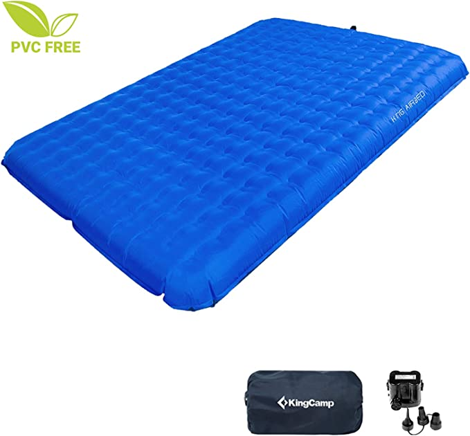 KingCamp Lightweight Sleeping Air Bed For 2 Person