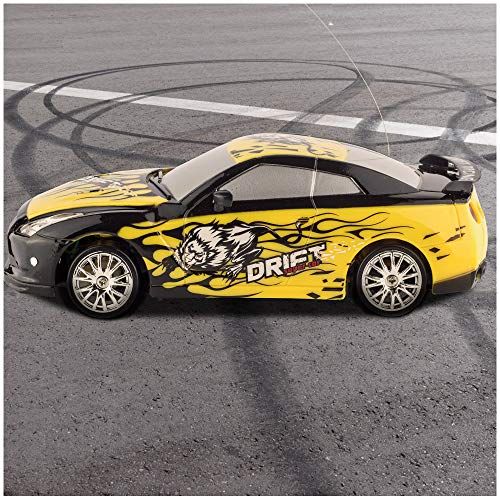 Liberty Imports Super Fast Drift Champion R/C Sports Car