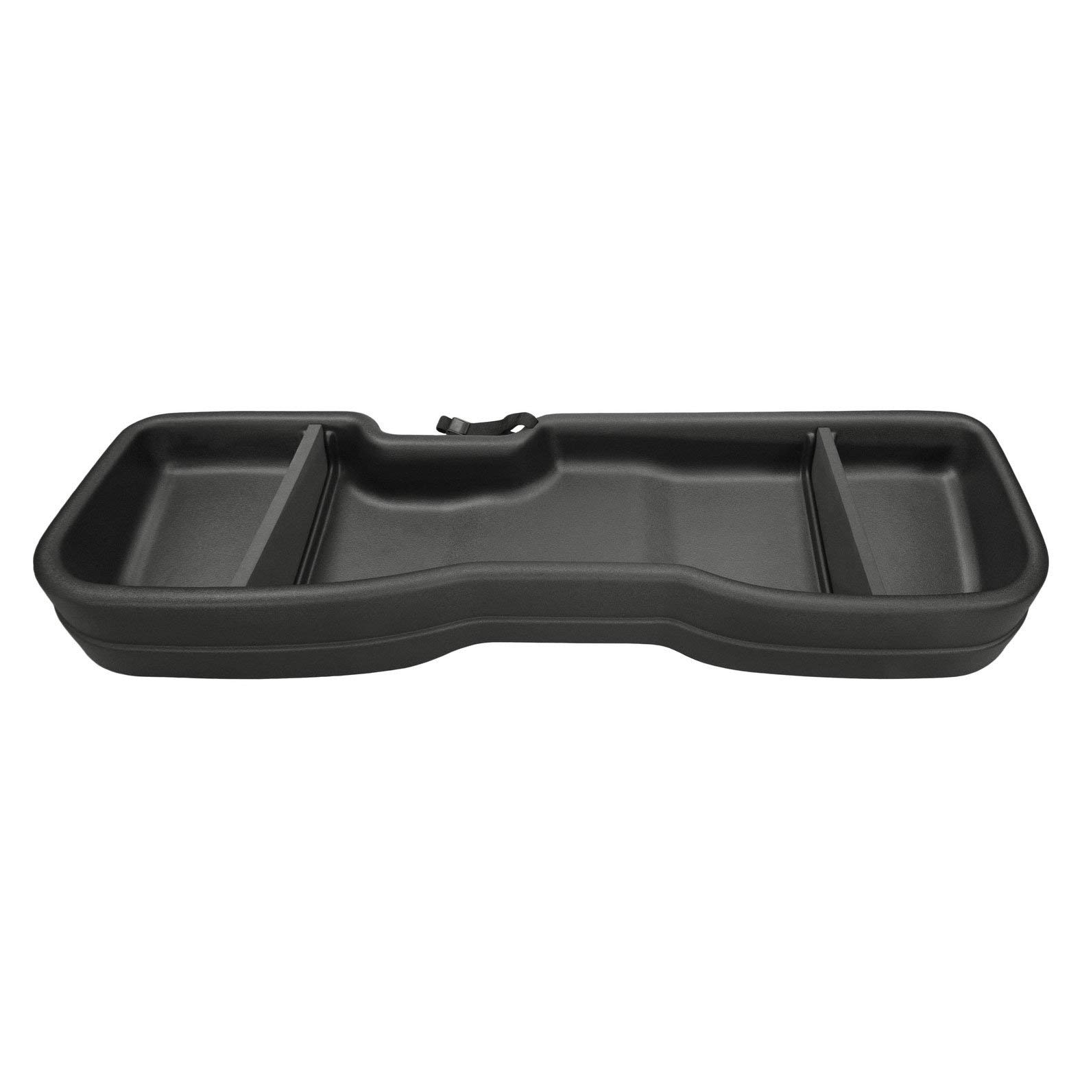 Husky Liners 09031 GearBox Black Under Seat Storage Box by Husky Liners
