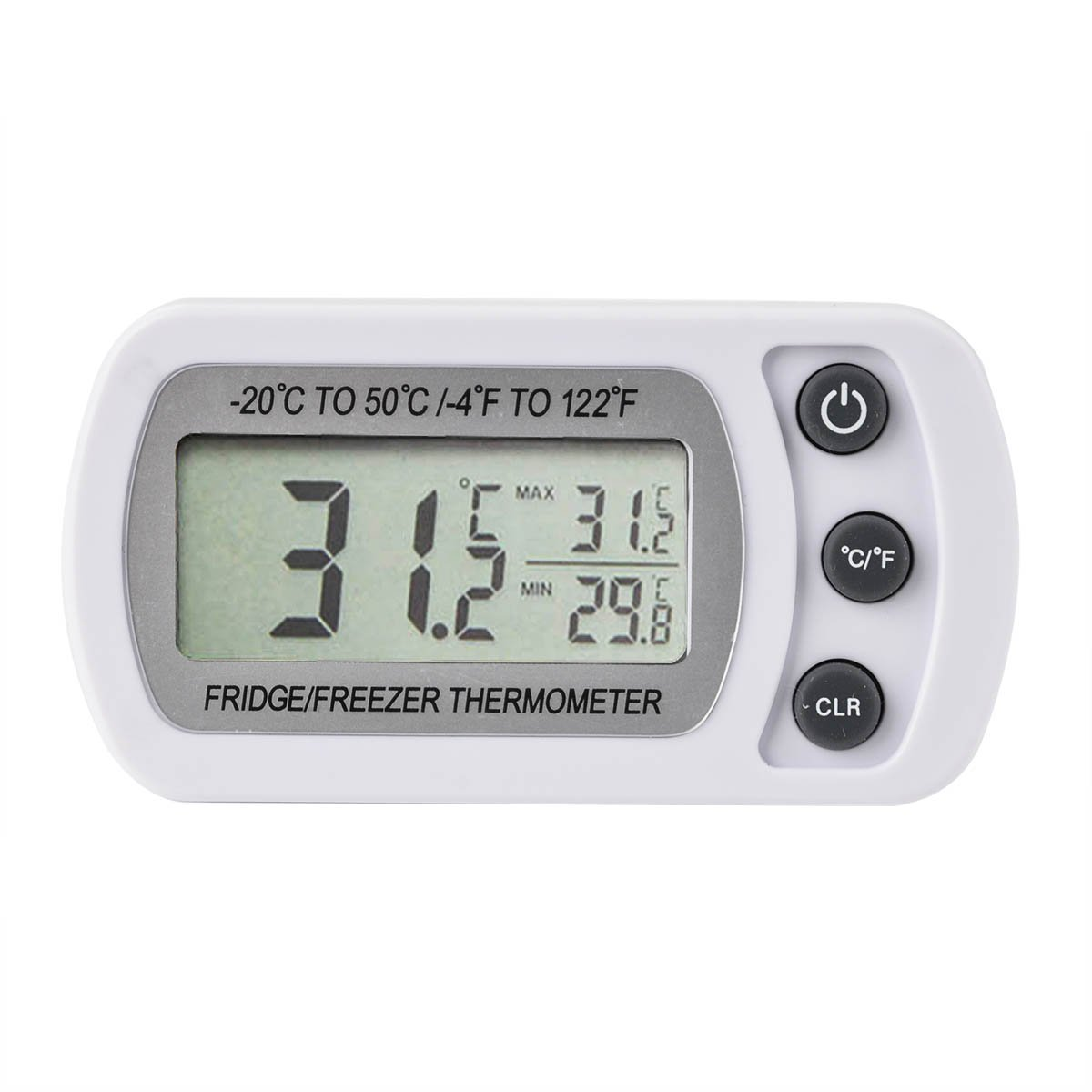 Idealeben Fridge Thermometer