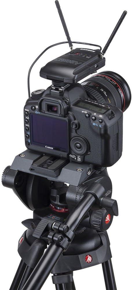 alpha-grp.co.jp Samson Concert 88 Camera Lavalier UHF Wireless ...