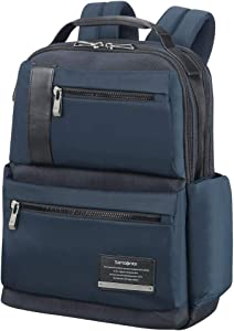 Samsonite OpenRoad Laptop Business Backpack, Space Blue, 14.1-Inch
