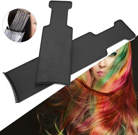 Tablero de Balayage de color de cabello Tablero de color de ...