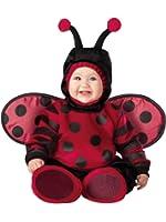 InCharacter Baby Itty Bitty Lady Bug Costume