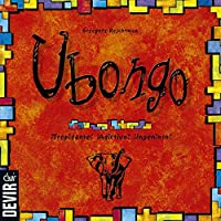Devir - Ubongo, juego de mesa (222777)