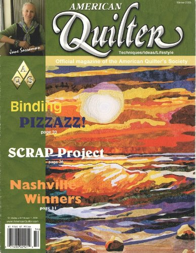 (American Quilter, Winter 2005 Issue (Volume XXI, No. 5))