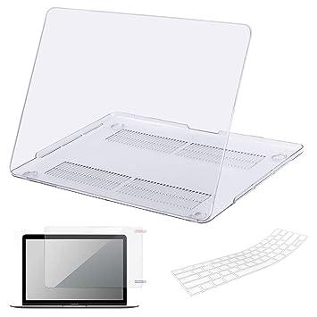 Lacdo - Carcasa rígida para MacBook Air de 13 Pulgadas con ...