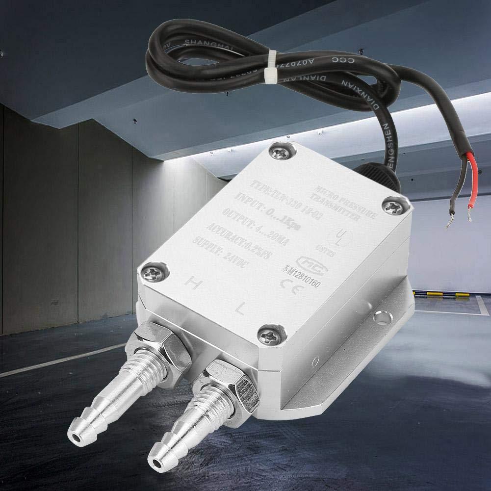 4-20mA Pressure Transmitter,Micro Pressure Differential Sensor,Differential Pressure Transmitter,Difference Transmitter Pressure Transmitter 0-1kpa
