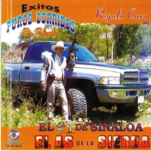 El As De La Sierra (Exitos Puros Corridos Tncd-9916) (As La Sierra Exitos De El)