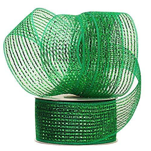 Saint Patrick's Day Deco Mesh - 2-1/2