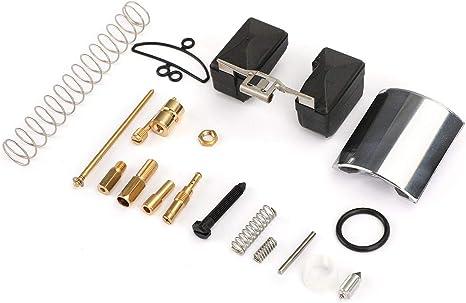 Semoic Kits de Reconstruction de R/éParation de Carburateur pour Keihin Pwk 35Mm 36Mm 38Mm 40Mm 42Mm