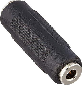 Adaptateur Coupleur Jack FEMELLE 3,5mm FEMELLE St/ér/éo