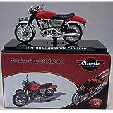 Norton Commando 750 (1969) Diecast Model Motorcycle