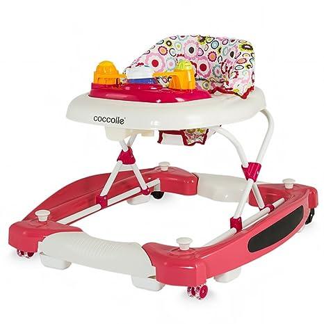 Andador mecedora C712 Vivace rosa: Amazon.es: Bebé