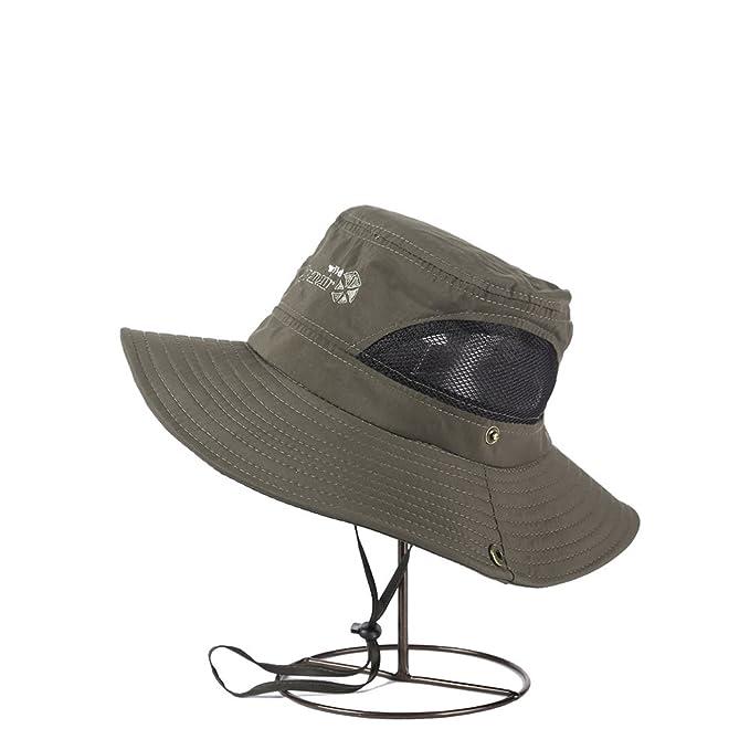 JXXDQ Summer Mesh Sun Protection Hat 7cdd5e48b10e
