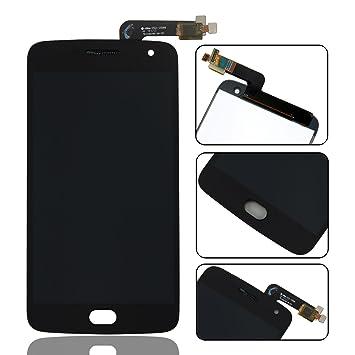 West Dragon - Pantalla táctil LCD para Motorola Moto G5 Plus, con ...