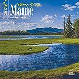 Maine, Wild & Scenic 2017 Mini 7x7 (Multilingual Edition)