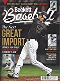 NEWEST GUIDE: Beckett Baseball Monthly Price Guide (December 22, 2017 release / S. Ohtani cover)
