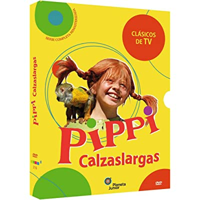 Pipi Calzaslargas, Serie Completa (Im. Restaurada) 3dvd