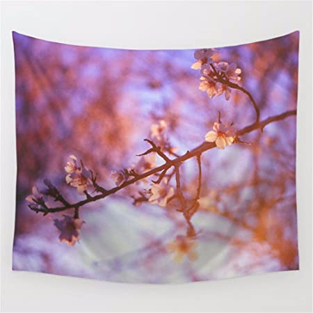 XXSZKAA Printed Tapestry Plant Trees Tapestry Walls Beach Beaches ...