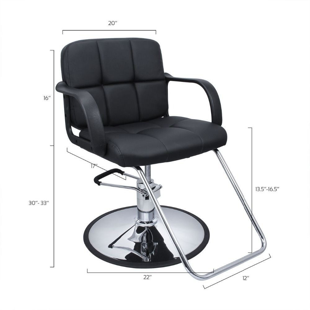 High Quality Hydraulic All Purpose Cutting & Shampoo Barber Salon Chair Greenlife
